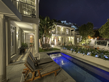 The Three Boutique Hotel  Accommodation In Cape Town Pool