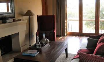 Hlosi Game Lodge Amakhala Game Reserve Accommodation Family Suite