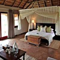 Addo Eastern Cape Safari Accommodation Hlosi Game Lodge Bath1 Bedroom2 Pod